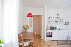 5th-floor Berlin apartment