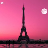 Pretty Paris in Pink