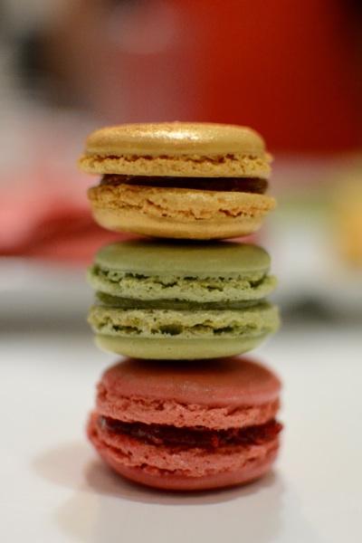 Paris Macarons!