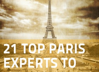 21 top Paris Experts to Follow