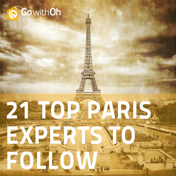 21 top Paris Experts to Follow