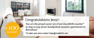 GowithOh voucher for Jenni
