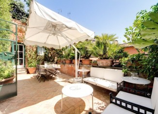 The ideal terrace? We think so!
