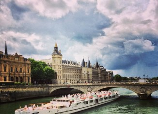 Seine River Tour Paris