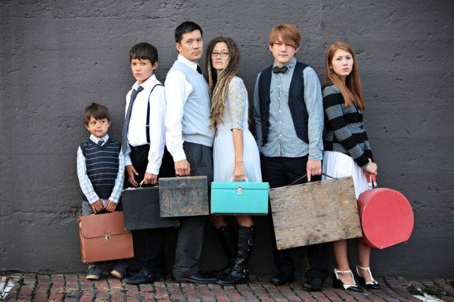 Family Photo - Alison Chino