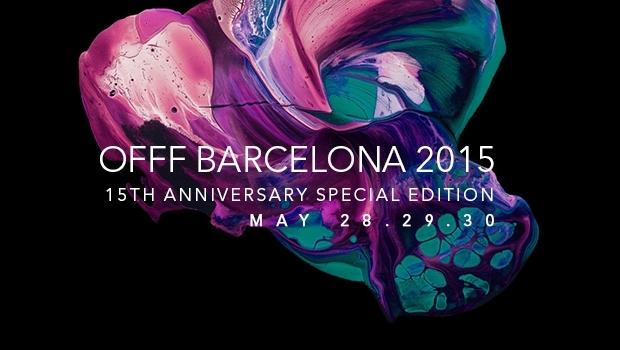 OFFF Festival 2015 Barcelona