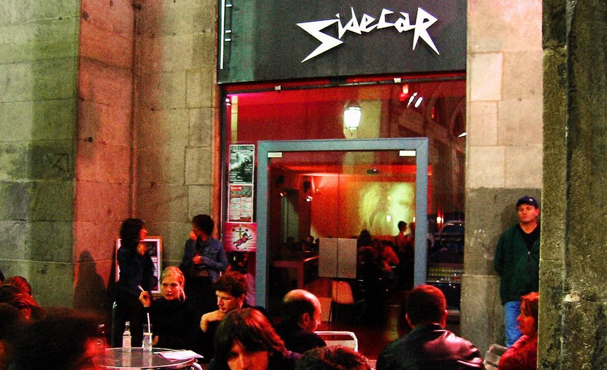 Sidecar Barcelona
