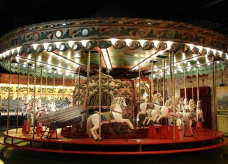 Paris Museum Guide Carousel of Musee des Arts Forains