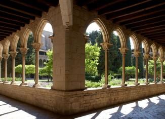 Monastery Pedralbes Barcelona