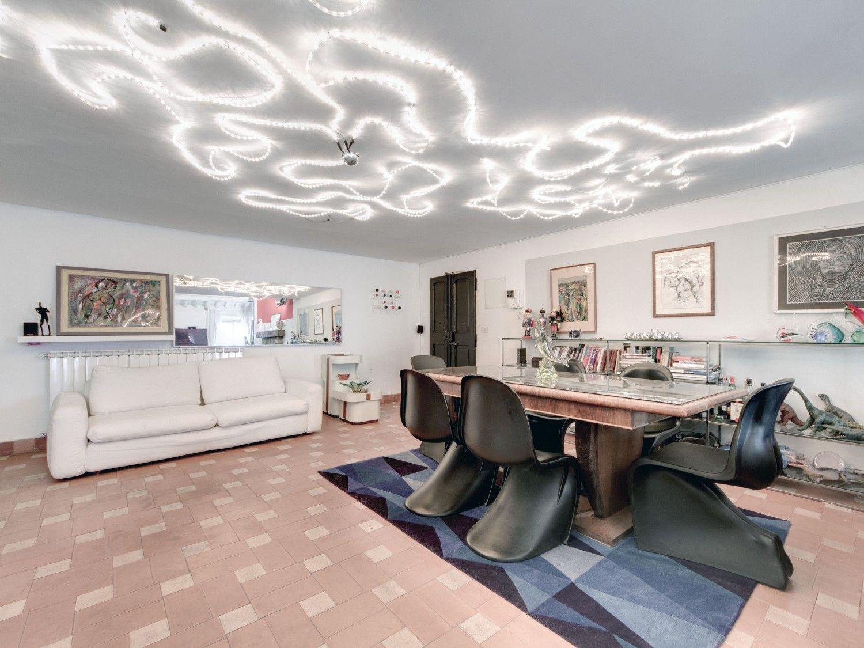 Designer loft apartment Rome