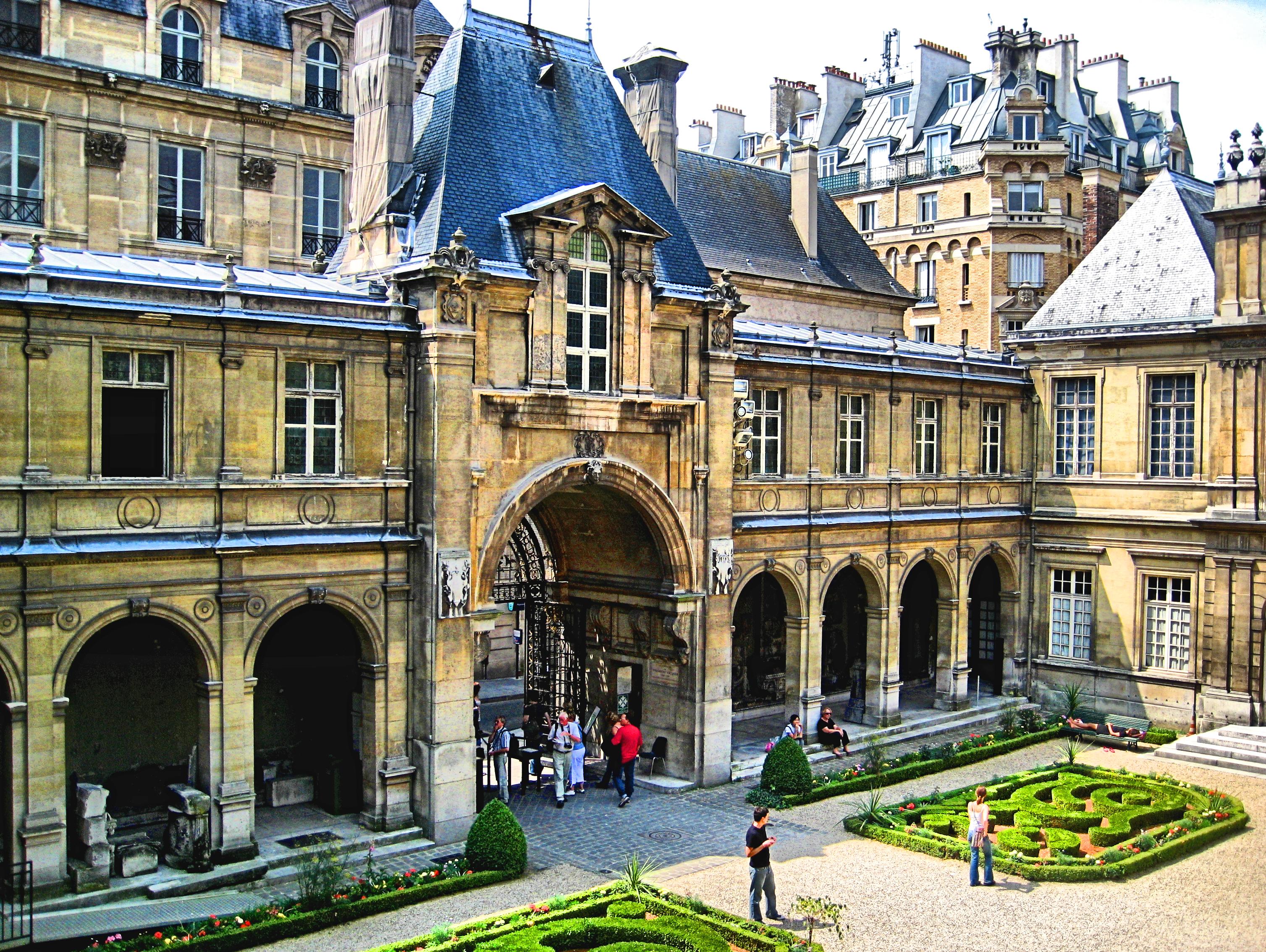 Carnavalet Museum Paris