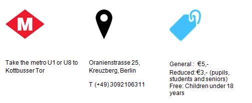 Practical Information Museum der Dinge Berlin - GowithOh