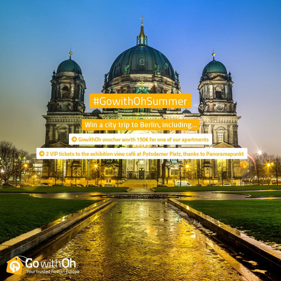 Berlin #GowithOhSummer