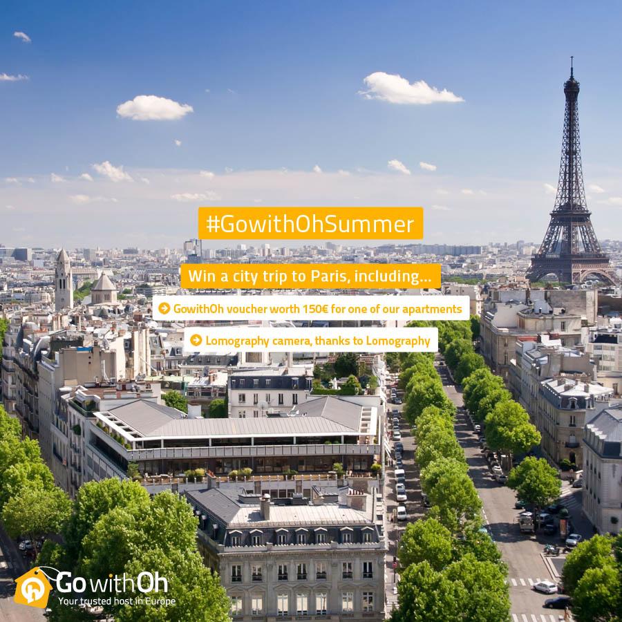 Paris #GowithOhSummer