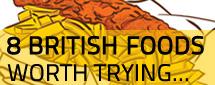 8 Briths Foods