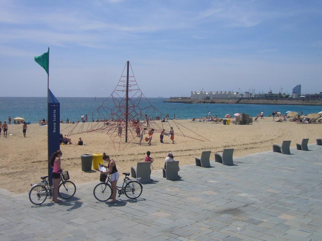 beachesbarcelonanova icaria