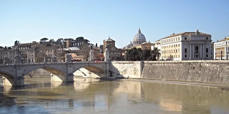 Rome autumn