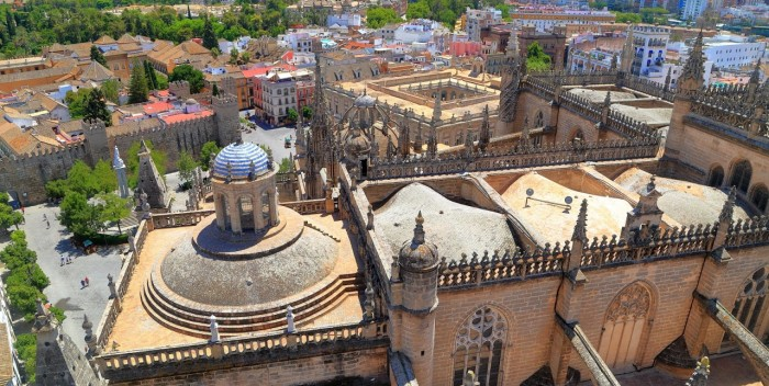 10 facts about Seville