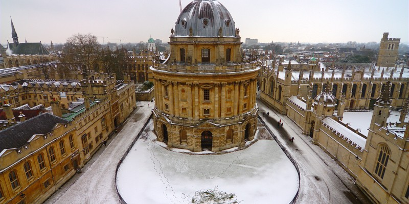 Day trips from London: Oxford, city of dreaming spires