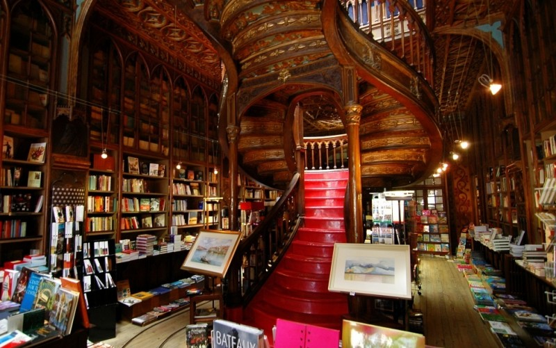 Best book shops in Europe - Gowithoh