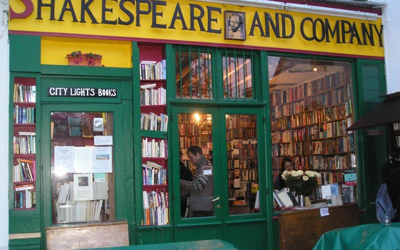 Best book shops Europe - Gowithoh