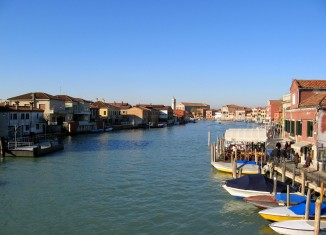 Murano, the glass island of Venice