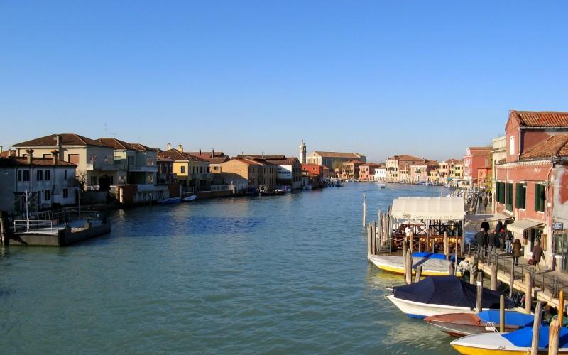 Murano, the glass island of Venice
