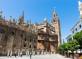La Giralda tower in Seville