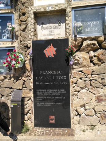 Montjuic cemetery - historic graves - Gowithoh