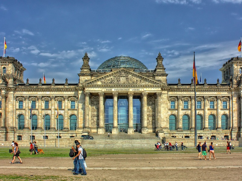 Reichstag of Berlin - Gowithoh