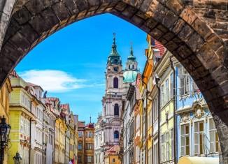 Kafka´s Prague