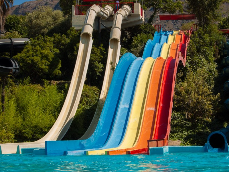 Waterparks near Barcelona: Illa Fantasia - Gowithoh