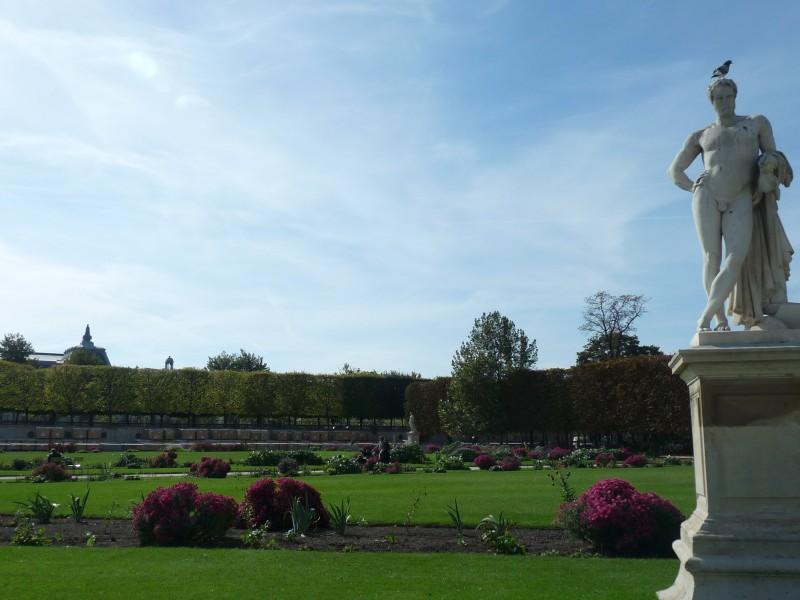Parks in Paris - Gowithoh
