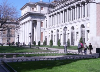 El Prado Museum, one of the best in the world