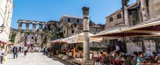 The most important monuments of Split - Gowithoh