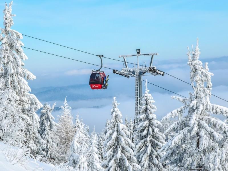Ski resorts in Andorra