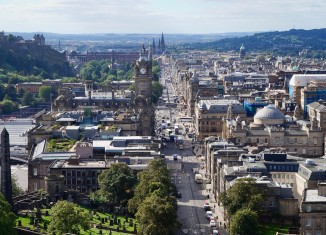 What to see in Edinburgh